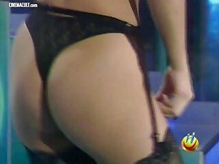 金髪ヒンディー語Aunty stripteaseセクシーなビデオ