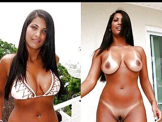 女性Maa bete ki裸のセクシーな取得冷たい後にワークアウト