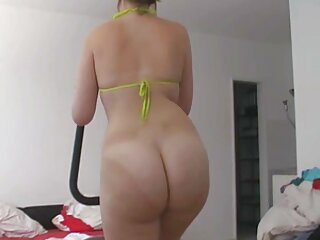 ♪Bhabhi training sexy bf a lover to fuck her cheeks♪