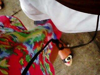 送りヒンディー語dehati bfビデオに触れるLarissaへの滑り